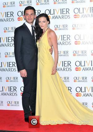 Jonathan Bailey and Lara Pulver