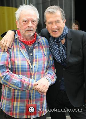 David Bailey and Mario Testino