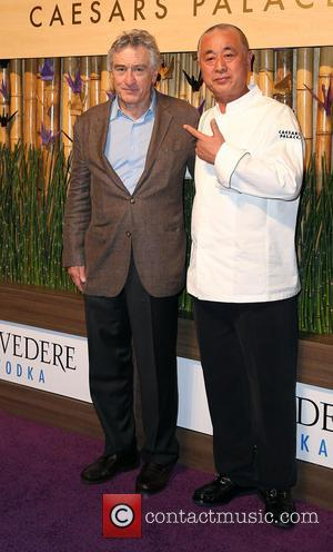 Robert Deniro and Nobu Matsuhisa