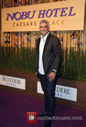 Taylor Hicks - The world's first Nobu Hotel restaurant and lounge at Caesars Palace Las Vegas celebrates official opening with...