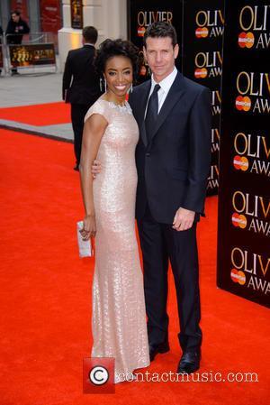 Heather Headley and Lloyd Owen