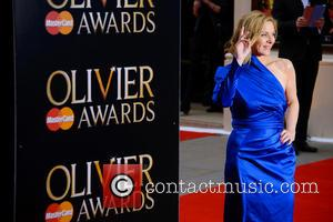 Kim Cattrall - The Olivier Awards held at the Royal Opera House - Arrivals - London, United Kingdom - Sunday...