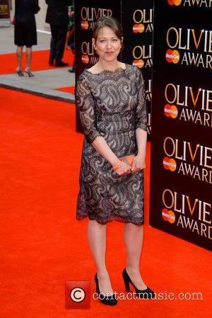 Nicola Walker - The Olivier Awards held at the Royal Opera House - Arrivals - London, United Kingdom - Sunday...
