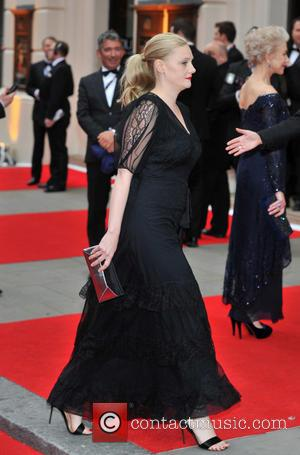Romola Garai - The Olivier Awards held at the Royal Opera House - Arrivals. - London, United Kingdom - Sunday...