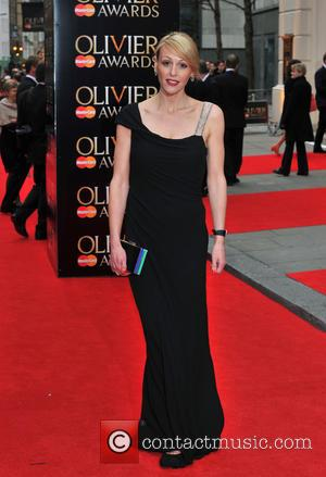 Suranne Jones - The Olivier Awards held at the Royal Opera House - Arrivals. - London, United Kingdom - Sunday...