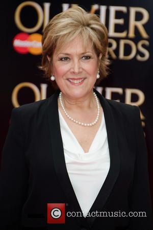 Lynda Bellingham - The Olivier Awards - Arrivals.