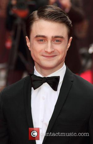 Daniel Radcliffe - The Laurence Olivier Awards 2013