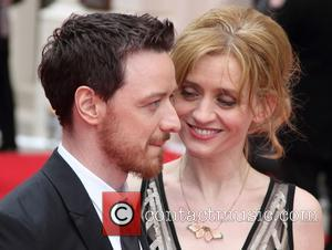 Sting's Wife Saved James Mcavoy's New Movie