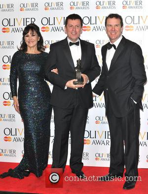 Arlene Phillips, Bill Deamer and Douglas Hodge