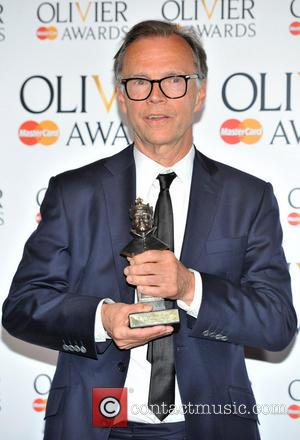 Jonathan Kent - The Olivier Awards held at the Royal Opera House - Pressroom - London, United Kingdom - Sunday...