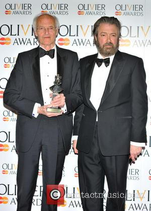 Michael Frayn and Roger Allam