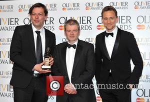 Simon Stephens, Mark Haddon and Tom Hiddleston
