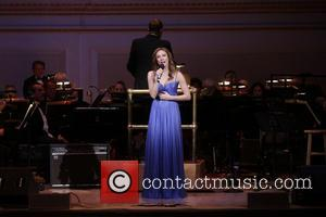 Laura Benanti - The New York Pops 30th Birthday Gala Concert held at Carnegie Hall. - New York, NY, United...