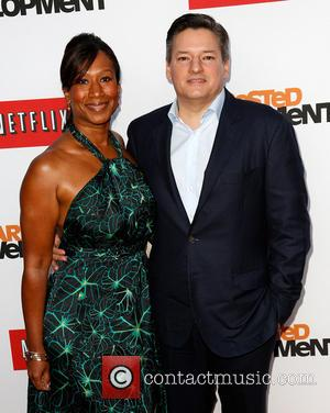 Arrested Development, Guest and Ted Sarandos