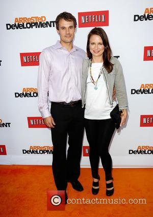Matthew Rolph and Mary Lynn Rajskub