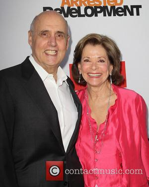 Jessica Walter and Jeffrey Tambor - Netflix's Los Angeles Premiere of Season 4 of