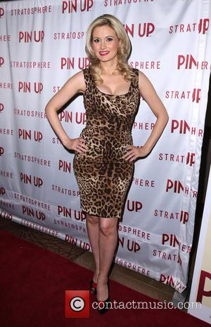 Holly Madison - 'Pin Up' starring Claire Sinclair Premieres at Stratosphere Casino Hotel & Tower - Las Vegas, Nevada, United...