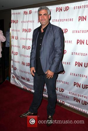 Taylor Hicks - 'Pin Up' starring Claire Sinclair Premieres at Stratosphere Casino Hotel & Tower - Las Vegas, Nevada, United...