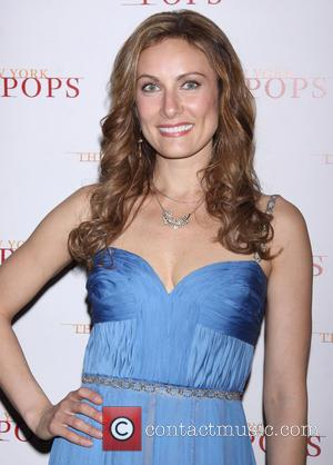 Laura Benanti - The New York Pops 30th Birthday Gala reception held at the Plaza Hotel - Arrivals - New...