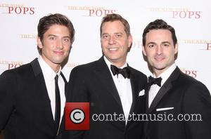 Nick Adams, Steven Reineke and Max Von Essen