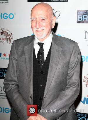 Dominic Chianese - New York premiere showing of 'Once Upon A Time' in Brooklyn at The AMC Empire Theatre -...