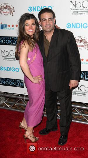Robyn K. Bennett and Paul Borghese - New York premiere showing of 'Once Upon A Time' in Brooklyn at The...