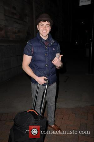 Ray Quinn - Celebrities at 'The Rise and Fall of Little Voice' at the Opera house - Manchester, United Kingdom...