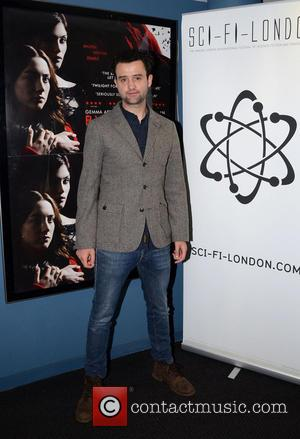 Daniel Mays - Premiere of Byzantium at Straford Picture House - Arrivals - London, United Kingdom - Tuesday 30th April...