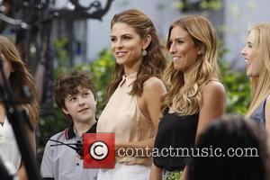 Maria Menounos and Renee Bargh