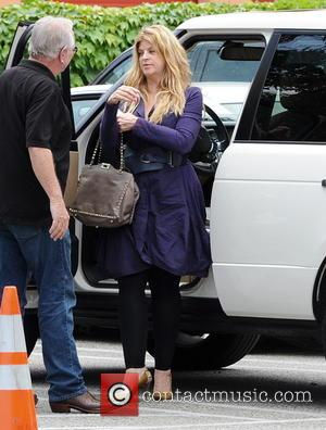 Kirstie Alley - Kirstie Alley In Studio City