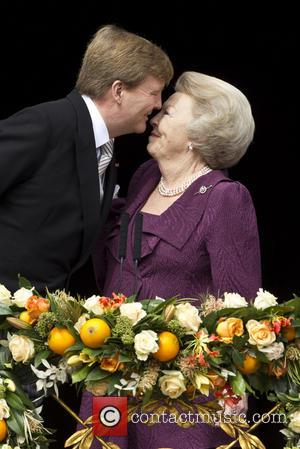 Queen Beatrix and King Willem Alexander