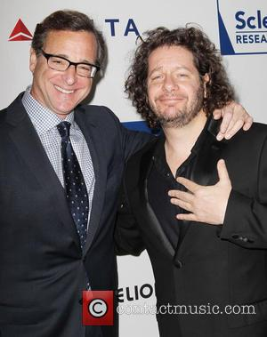 Bob Saget and Jeff Ross