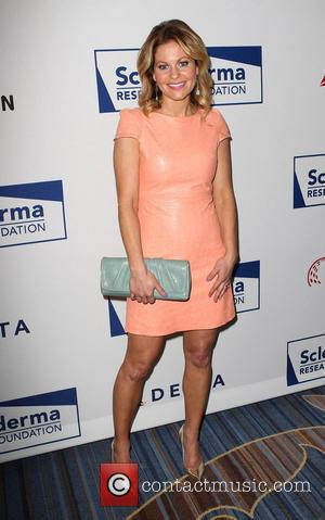 Candace Cameron Bure - The Scleroderma Research Foundation's Cool Comedy - Hot Cuisine event at Regent Beverly Wilshire Hotel -...