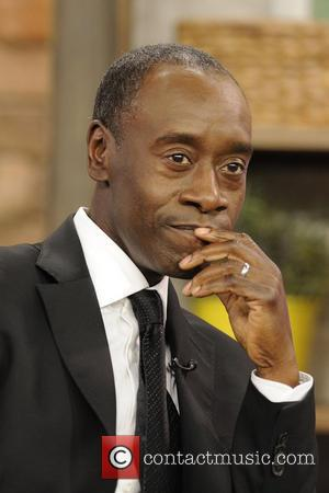 Don Cheadle - Don Cheadle appears on CTV's The Marilyn Denis Show promoting 'Iron Man 3' - Toronto, Canada -...