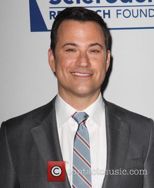 Jimmy Kimmel - The Scleroderma Research Foundation's Cool Comedy - Hot Cuisine event at Regent Beverly Wilshire Hotel - Beverly...