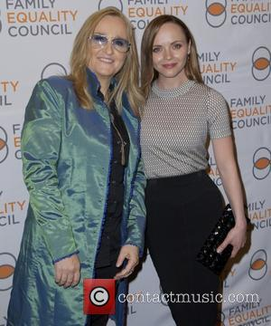 Melissa Etheridge and Christina Ricci