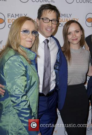 Melissa Etheridge, Dan Bucatinsky and Christina Ricci