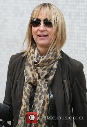 Carol Mcgiffin - Celebrities outside the ITV Studios - London, United Kingdom - Tuesday 30th April 2013