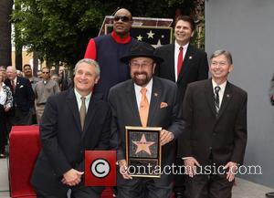 Shotgun Tom Kelly, Jhani Kaye, Stevie Wonder and Leron Gubler