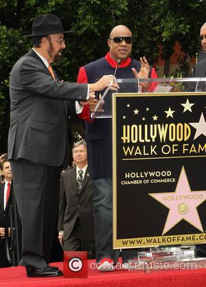 Shotgun Tom Kelly and Stevie Wonder