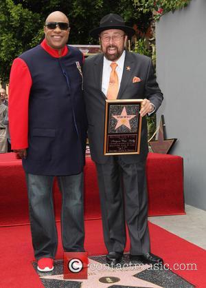 Stevie Wonder and Shotgun Tom Kelly
