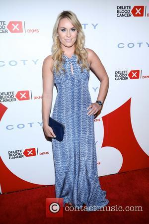 Lindsey Vonn - 2013 Delete Blood Cancer Gala at Cipriani Wall Street - new york, NY, United States - Wednesday...