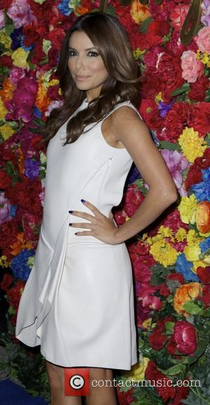 Eva Longoria - Ferragamo Celebrates The Launch Of L'Icona Highlighting The 35th Anniversary Of Vara - New York, NY, United...
