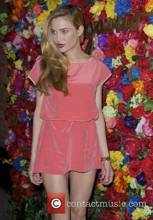 Model Natalia Vodianova To Front 3d Ballet Movie Spectacular