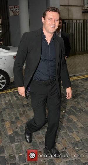 Jason O'Mara - Jason O'Mara arrives at Today FM studios - Dublin, Ireland - Wednesday 1st May 2013