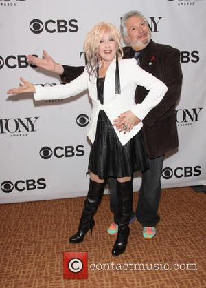 Cyndi Lauper Scoops Broadway Honours For Kinky Boots