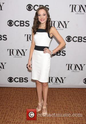 Laura Osnes - Meet The 2013 Tony Award Nominees Reception held at the Broadway Millenium Hotel. - New York, NY,...