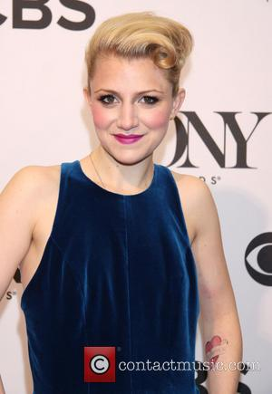 Annaleigh Ashford - Meet The 2013 Tony Award Nominees Reception held at the Broadway Millenium Hotel - New York City,...