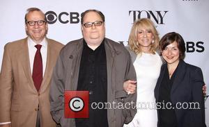 Barry Grove, Richard Greenberg, Judith Light and Mandy Greenfield