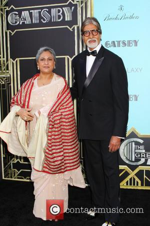 Amitabh Bachchan - Premiere of the 'The Great Gatsby' at Lincoln Center - New York City, United States - Wednesday...